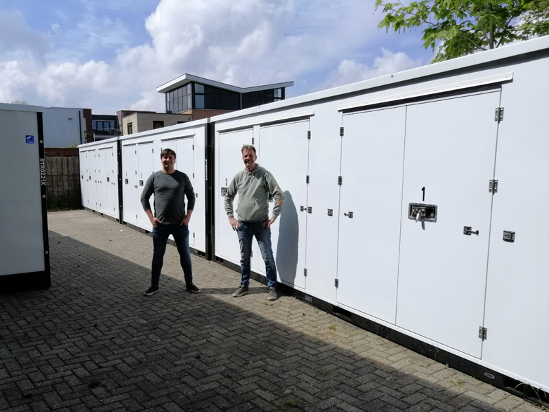 Interview mit Alfred Hissink, Inhaber von Storage Zelhem